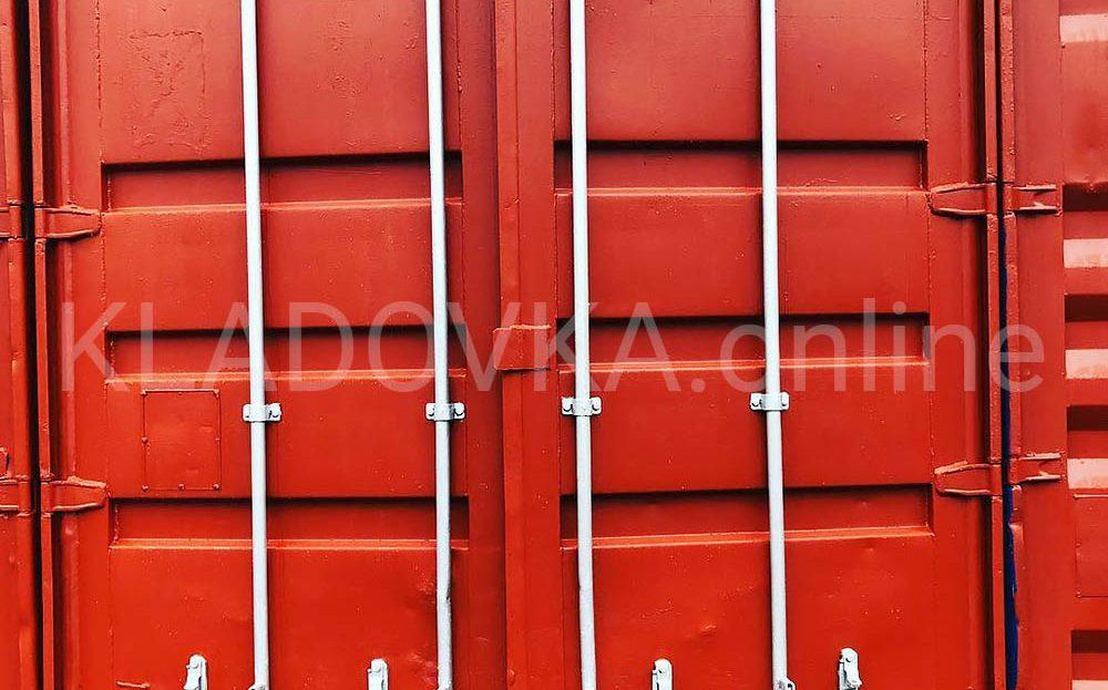 Снять контейнер для хранения вещей в Царицыно