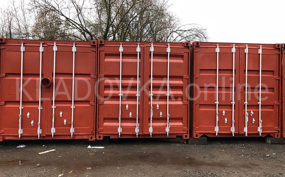 Склад контейнер на Рублевке