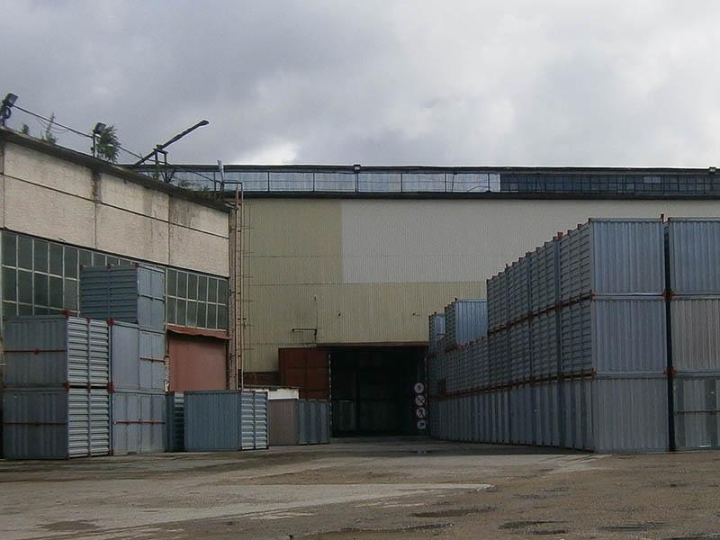 Площадка для хранения вещей Мобиус