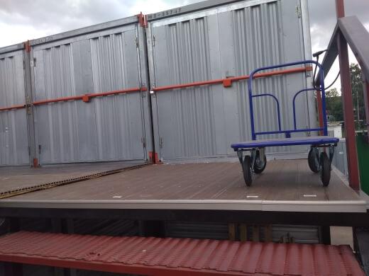 Снять контейнер для вещей Мобиус