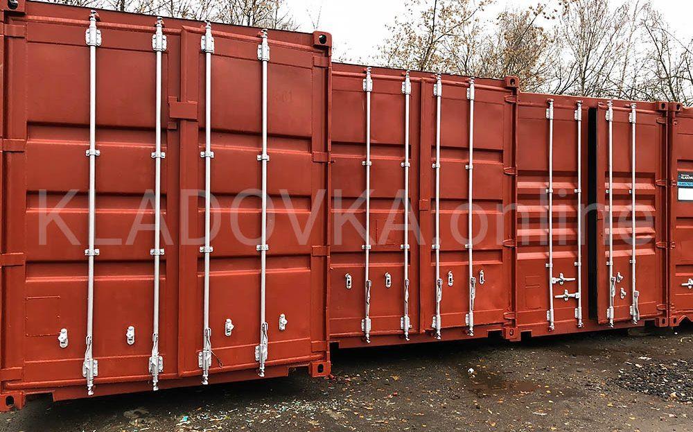 Снять складской контейнер в СВАО