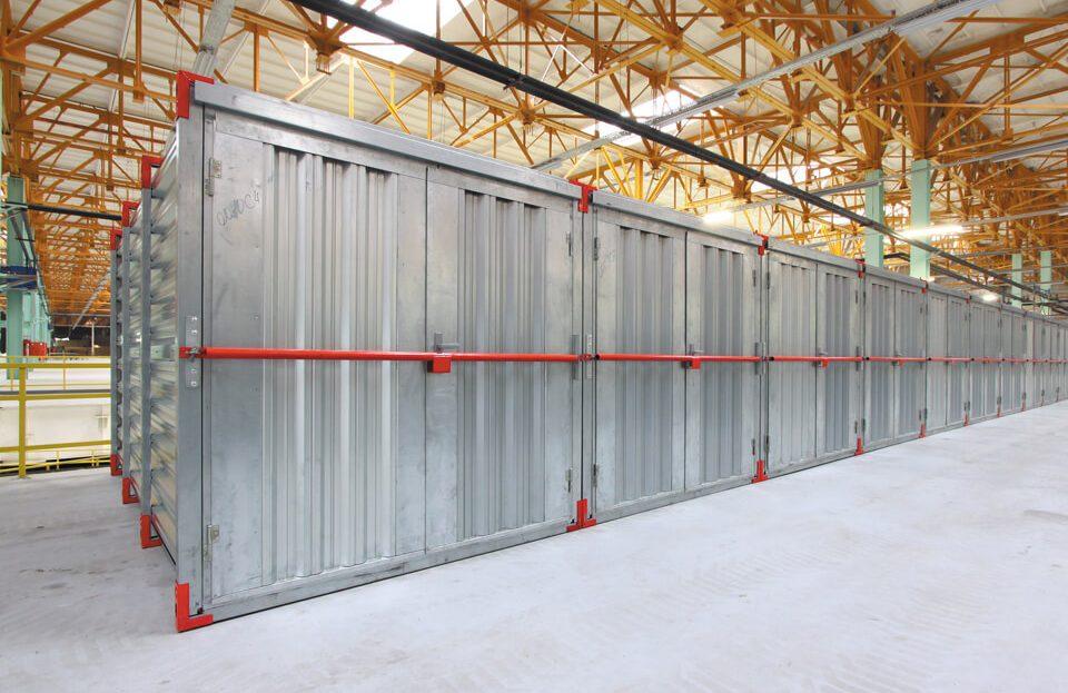 фото склад индивидуального хранения в Одинцово